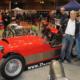 Devalliet - Salon du 2 roues Eurexpo - Stand Nougier