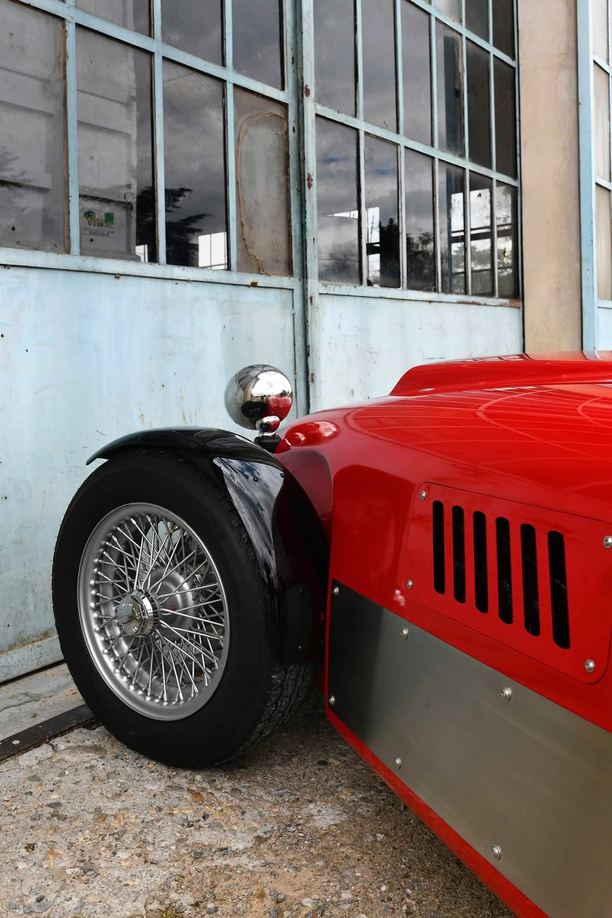 Devalliet - Concepteur et fabricant automobile d'exception en Isère- Personnalisation très poussée